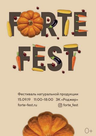 XIII Forte Fest