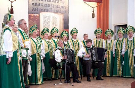 «Поёт Россия в душе моей»