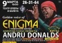 Andru Donalds (Enigma)
