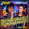 Uny & Mr. Jules Band