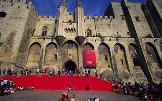 Театральный фестиваль в Авиньоне