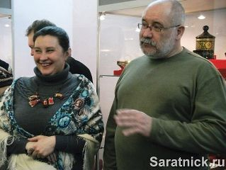 """Открытие выставки """"Кукла. Ложка. Хохлома"""""""