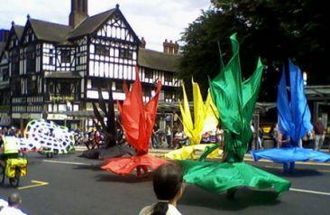 Фестиваль Леди Годивы в Ковентри