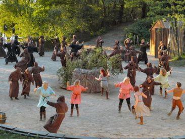 Фестиваль викингов в Дании